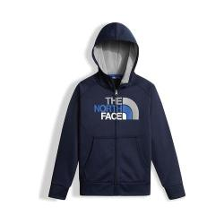 Boys' The North Face Surgent Full Zip Hoodie Cosmic Blue