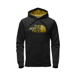 Men's The North Face Surgent Half Dome Hoodie TNF Black/Arrowwood Yellow