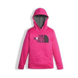 Girls' The North Face Surgent Pullover Hoodie Petticoat Pink