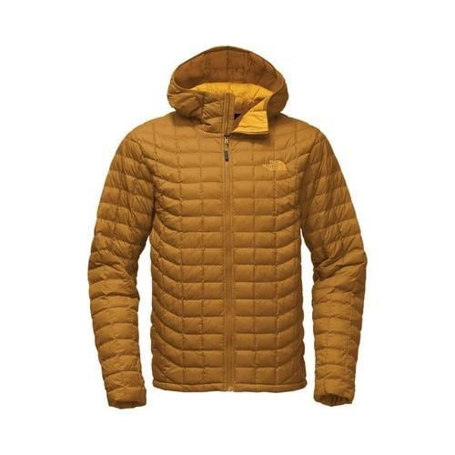 cc5e476352c3 Shop Men s The North Face ThermoBall Hoodie Golden Brown Matte - Free  Shipping Today - Overstock - 18822271