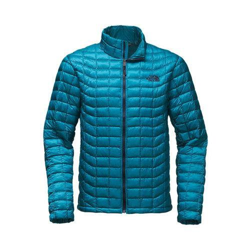 d56a53a72cc57f Shop Men's The North Face ThermoBall Jacket Brilliant Blue - Ships ...