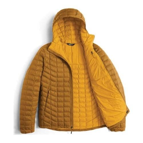 3700530766a2 ... Thumbnail Men  x27 s The North Face ThermoBall Hoodie Golden Brown Matte