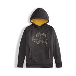 Boys' The North Face Surgent Pullover Hoodie Graphite Grey - Thumbnail 0