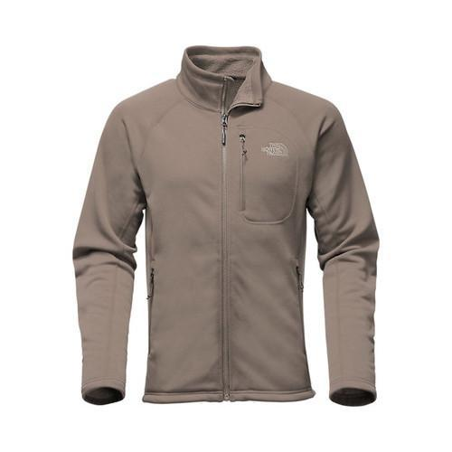18b88555c Men's The North Face Timber Full Zip Jacket Falcon Brown