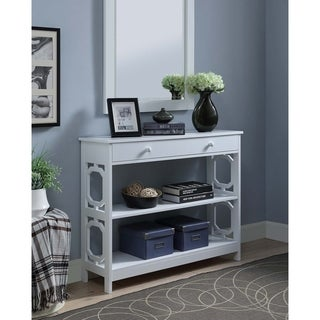 Porch & Den Bywater Lesseps 1-Drawer Console Table