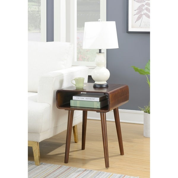 Convenience Concepts Napa Valley End Table by Generic