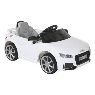 Audi TT RS 6V Roadster - White