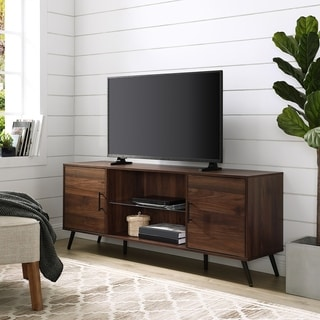 contemporary tv consoles furniture palm canyon racquet 60 buy modern contemporary tv stands online at overstockcom our
