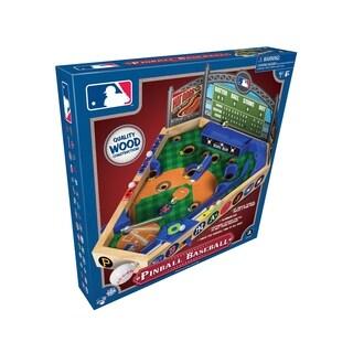 Merchant Ambassador MLB Wooden Pinball Game