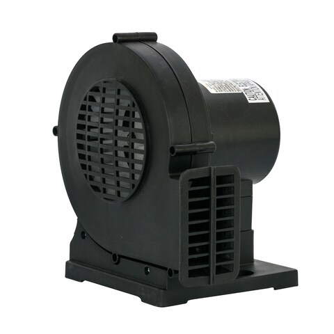 XPOWER BR-6 Indoor Outdoor Inflatable Blower Fan Pump Replacement for Halloween Christmas Holiday Party Decoration