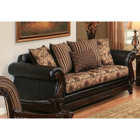 Buy Traditional Living Room Furniture Sets Online At