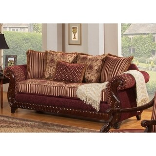 Roma Sofa by Arely's Furniture Inc.