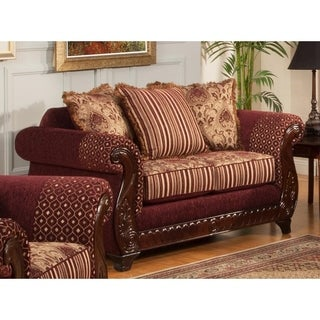 Roma Loveseat by Arely's Furniture Inc.