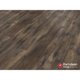 Canaletto by Karndean Designflooring - Tannery Oak Waterproof Locking LVT 48x7/10 pcs/23.34 sqft (2 options available)