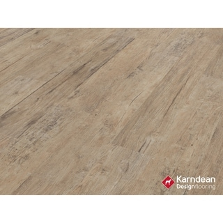 Canaletto by Karndean Designflooring - Taupe Shadow Oak Pet Friendly, Waterproof Locking LVT
