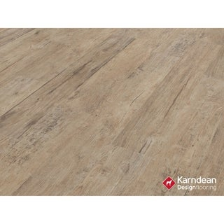 Canaletto by Karndean Designflooring - Crossroads Oak Waterproof Locking LVT 48x7/10 pcs/23.34 sqft