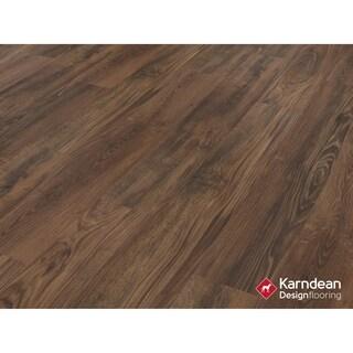 Canaletto by Karndean Designflooring - English Leather Oak Pet Friendly, Waterproof Locking LVT