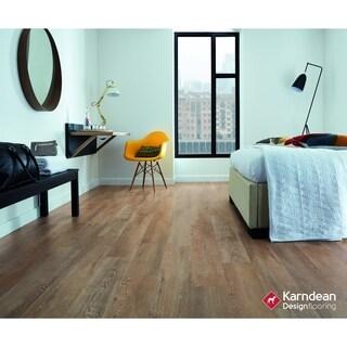 Canaletto by Karndean Designflooring - Sandal Oak Waterproof Gluedown LVT 48x7/22 pcs/51.33 sqft (2 options available)