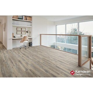 Canaletto by Karndean Designflooring - Beach Sand Oak Waterproof Loose Lay LVT 41.3x9.85/12 pcs/33.89 sqft