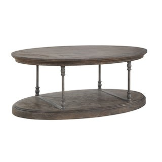Corbin Oval Cocktail Table