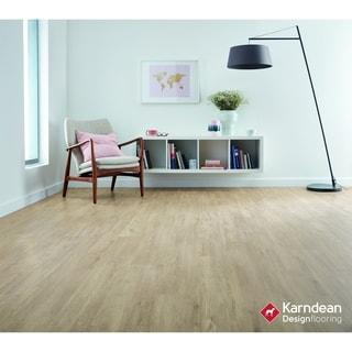 Canaletto by Karndean Designflooring - Summer Wheat Oak Pet Friendly, Waterproof Gluedown LVT