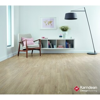 Canaletto by Karndean Designflooring - Summer Wheat Oak Waterproof Gluedown LVT 48x7/22 pcs/51.33 sqft