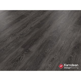 Canaletto by Karndean Designflooring - Midnight Oak Waterproof Locking LVT 48x7/10 pcs./23.34sqft
