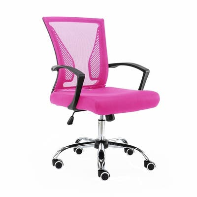 Pink Desk Chairs Shop Online At Overstock