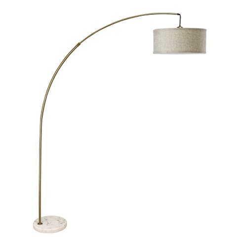 Furniture of America Wami Contemporary Extendable Neck Arch Lamp