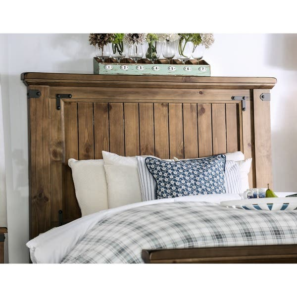Shop Furniture of America Sierren Country Style 3-piece ...