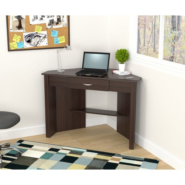 Inval Escapade Corner Writing Desk
