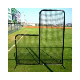 Cimarron Sports 7x6 No 42 Residential L-Net and Powder Coated Steel Frame