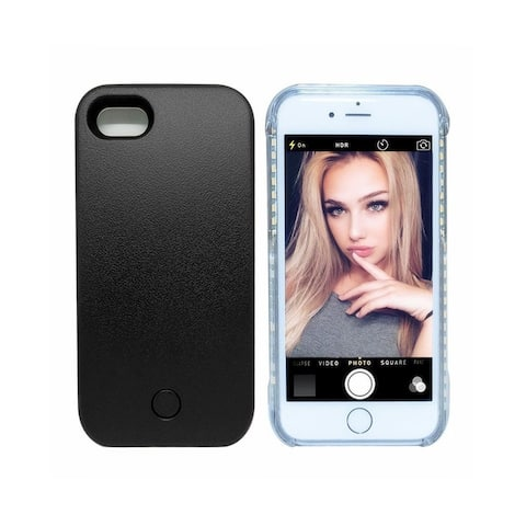 Selfie Light Iphone 6/6s Case Luxury Flash Mobile Led Cover