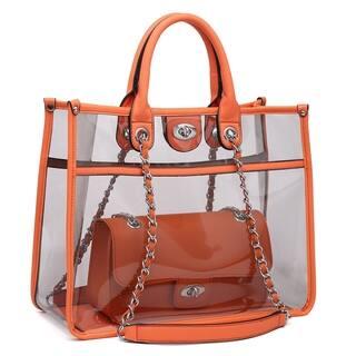f5dde9cdb62fdd Buy Orange Tote Bags Online at Overstock