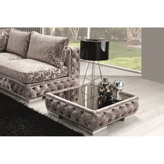 Vanity Pouf Coffee Table