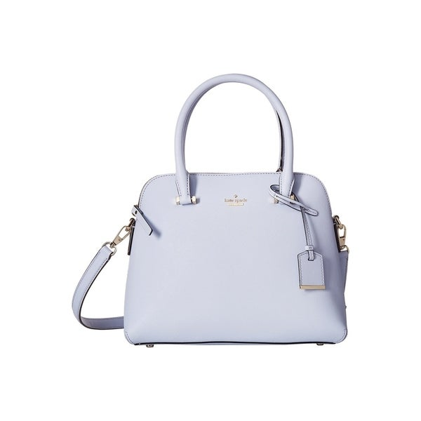 Shop Kate Spade Cameron Street Maise Leather Morning Dawn Satchel ... 55fbcc9d9f855