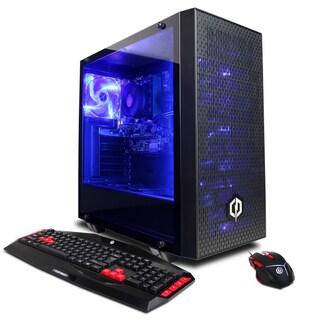 CyberPowerPC Gamer Master GMA7400CPG w/ Ryzen 3 2200G Gaming Computer