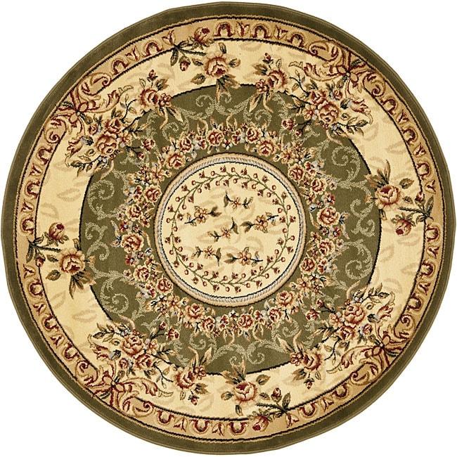 Safavieh Lyndhurst Traditional Oriental Sage/ Ivory Rug (...