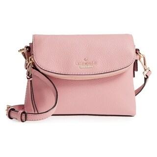 Kate Spade Jackson Streen Harlyn Leather Rosy Cheeks/Pink Crossbody
