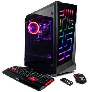 CyberPowerPC Gamer Master GMA7200CPG w/ Ryzen 5 2400G 3.6GHz Gaming Computer