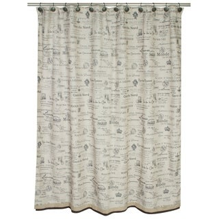 Lafayette Shower Curtain