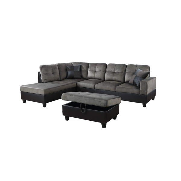 Awesome Buy Taupe Sectional Sofas Online At Overstock Our Best Onthecornerstone Fun Painted Chair Ideas Images Onthecornerstoneorg