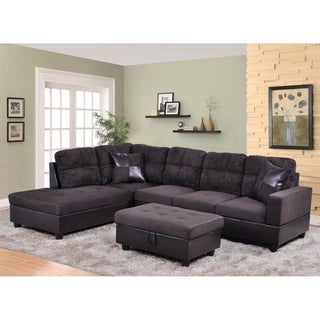 Buy Brown Sectional Sofas Online at Overstock | Our Best ...