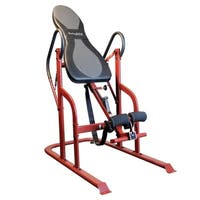 Body Solid GINV50 Inversion Table - Black/Red