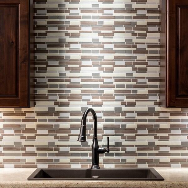 buy brown backsplash tiles online at overstock our best tile deals rh overstock com best place to buy backsplash tile online cheap backsplash tile online