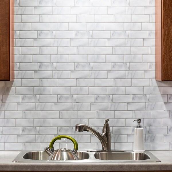 buy white backsplash tiles online at overstock our best tile deals rh overstock com best place to buy backsplash tile online best place to buy backsplash tile online