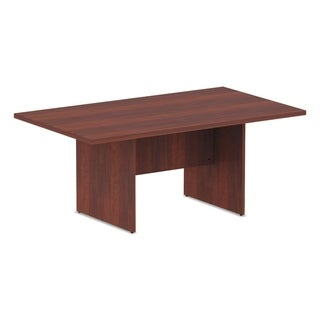 Alera Valencia Series Rectangle Conference Table, 70.88wx41.38dx29.5h