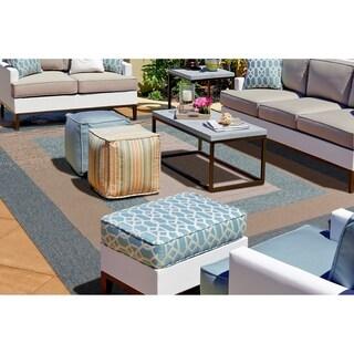 Libby Langdon Hamptons Spa Highview Rug - 6'6 x 9'6