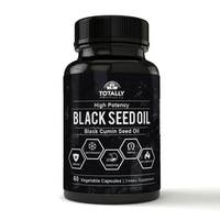 Black Cumin Seed Oil (60 Veggie Capsules)