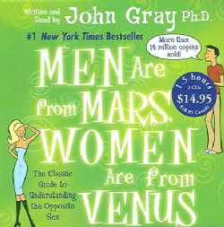 Men Are from Mars, Women Are from Venus (CD-Audio)